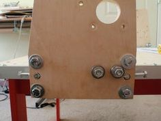 Picture of Gantry Side Assembly