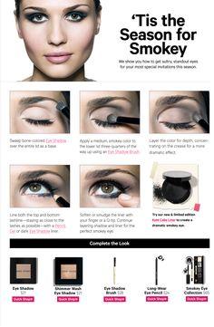 Bobbi Brown's tips to the perfect Smokey Eye