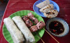 Nam nướng Quy Nhơn  http://vuadulich.com/kham-pha-5-mon-an-vat-quy-nhon-duoi-10-000-dong/