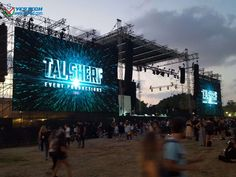 """P6.25 Magic Stage screen in Israel Sia Concert http://www.yes-led.com/en/displaycases.html?proID=216.. Big promotion of """"MG7 P4.8 Zero Pre-sale"""", more details please E-mail me yestech@yes-led.com"""