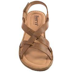 Born Rainey Leather Sandals (For Women))