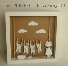 It is time for Cara Carmina´s giveaway of the month!!!!!! Go to my facebook page to participate and win this lovely Shadow box with one of my original dioramas inside! here: https://www.facebook.com/caracarminadolls