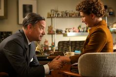 Tom Hanks and Emma Thompson in SAVING MR. BANKS (2013)