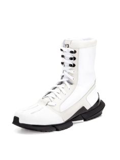 Y-3 Warrior Boots NZ$258.20 Gilt (incl. Duties and GST)