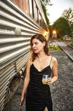 The Soirée on the Railway hosted by And North Photo (c) Christian Harder Christian, Inspiration, Dresses, Fashion, Biblical Inspiration, Vestidos, Moda, La Mode, Christians
