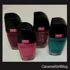 Wet n Wild Cosmetics nail polish