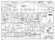 Hawker Hurricane - plan thumbnail