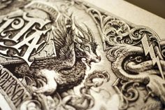 There Will Be Blood by Aaron Horkey