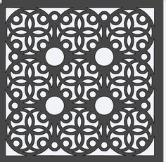 Tile Stencil Style 2 12X12 by HouseofDavis on Etsy