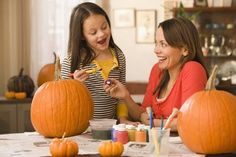 10 Totally Easy No-Carve Pumpkin Decorating Ideas