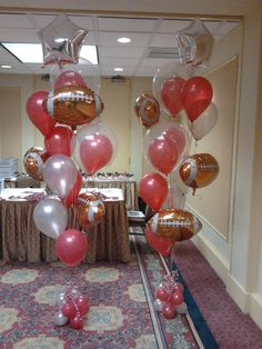 Helium Balloon Bouquets Palm Beach Decorating And Delivery