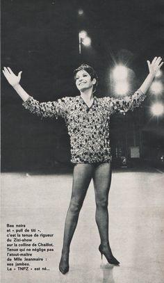 Publi Reportage Zizi Jeanmaire 1964 11i | eBay Classic Actresses, Cabaret, Ysl, Yves Saint Laurent, Jazz, History Of Ballet, Classic, Dance