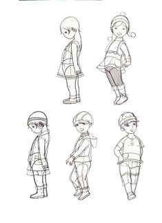 Best Ideas Children Fashion Drawing For Kids Fashion Design Template, Fashion Templates, Fashion Sketchbook, Fashion Sketches, Bts Mode, Croquis Fashion, Children Sketch, Model Sketch, Baby Illustration