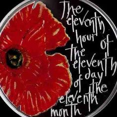 #rememberanceday #wearyourpoppywithpride #poppyappeal
