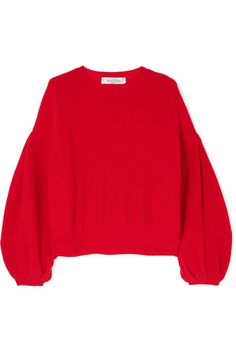 Valentino | Wool and cashmere-blend sweater | NET-A-PORTER.COM
