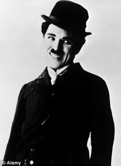 Charlie Chaplin...