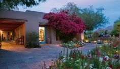The Hermosa Inn: The 34-casita Hermosa Inn is an intimate desert escape in the shadow of Camelback Mountain.