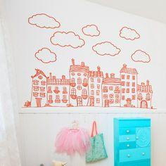Ampliamos la gama de vinilos decorativos infantiles, nuevos diseños para decorar las habitaciones de los más pequeños de la casa, más información en: http://papelpintadobarcelona.com/2014/05/15/vinilos-decorativos-infantiles/