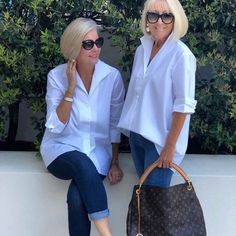 Best Fashion Tips For Women Over 60 - Fashion Trends Fashion Over Fifty, Over 50 Womens Fashion, 50 Fashion, Fall Fashion Trends, Autumn Fashion, Fashion Outfits, Fashion Moda, Fashion Online, Mode Outfits
