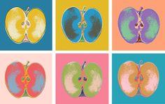 Les pommes - Mitsouko au CP