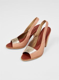 Couverture and The Garbstore - Womens - Rachel Comey - Wanderlust Slingback