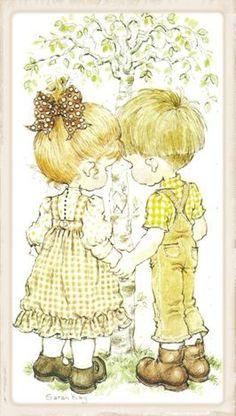 160- Te quiero, y nuestro corazón crecerá con el árbol.