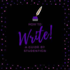"""studentign: """" """"Hi friends! As an aspiring author, it's extremely beneficial to me when I stumble upon writing masterposts. However, a lot of said masterposts are very limited, very vague in the sense..."""