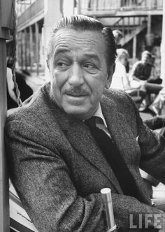 """I believe in being an innovator."" Walt Disney"