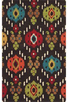 Jewel Area Rug - Wool Rugs - Area Rugs - Rugs | HomeDecorators.com