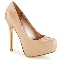 Posh and polished, the Nala women's shoe by Steve Madden sends your chic style soaring sky highwith its super-slender heel