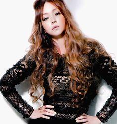 Namie Amuro, Japanese singer