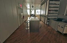 Coworking Space - Mass, New York, USA