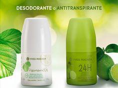 Siéntete fresca y protegida todo el día con Hamamélis Piel Sensible o el aroma a Limón Verde de México, ¿cuál eliges tú?
