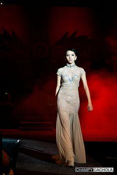 Rex Nicdao's Model: Natasha