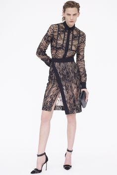 J. Mendel Resort 2016 Fashion Show