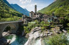 Lavertezzo, Ticino, Suiça