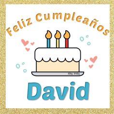Que sea un despertar lleno de alegrías y cariño. Feliz cumpleaños David / Haz Click para encontrar más nombres para felicitar / #felizcumple #felizcumpleaños #felicidad #felicidades  #tarjetas #imágenes  #saludos #cumpleaños #David