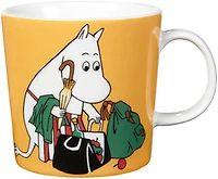 Mukit ja kupit - Iittala.com FI Moomin Mugs, Cappuccino Tassen, Tove Jansson, Cheer Up, Issey Miyake, Hot Chocolate, Fun Facts, Original Artwork, Table Settings
