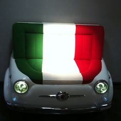 500 Fiat becomes a chair