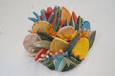 Ceramic wallhanging II