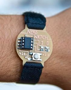 Picture of The Nerd Watch