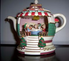 Dollhouse - Tiny Teapot Mouse House 02A