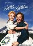 seven brides for seven brothers - Howard Keel and Jane Powell.  One of my favorite musicals