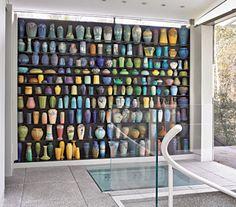 Newcomb, Rookwood, Van Briggle, Grueby pottery collection
