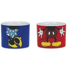 Mickey et Minnie céramique