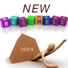 4 Plain and Simple Reasons New Businesses Go into #Debt http://www.debtconsolidationcare.com/wiki/debt/4-Plain-and-Simple-Reasons-New-Businesses-Go-into-Debt.html