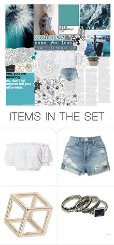 """🎶 tonight i'm tangled in my blanket of clouds"" by countless-possibilities ❤ liked on Polyvore featuring art"