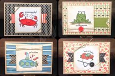 2015 4 different ways to color stamped images ... Using SS Your Sublime 139309 $19.00 1. Real Crabby Glitter! 2. Wiggle it & Glitter it! 3. Stampin' Up Writer Markers! 4. Accidental Pearl Accents!