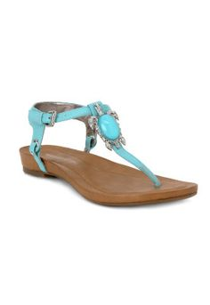Jules Blue Turtle Sandals. I want these.... it's my name, my favorite color, and my favorite reptile!