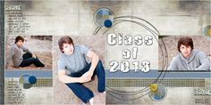 Class of 2013 | Mary Rogers - Basic Grey